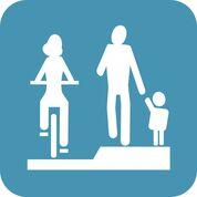 Ziel 4: Geh- und Radwege durchgängig und einheitlich gestalten