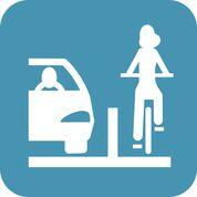 Ziel 2: Sichere Radwege an Hauptstraßen